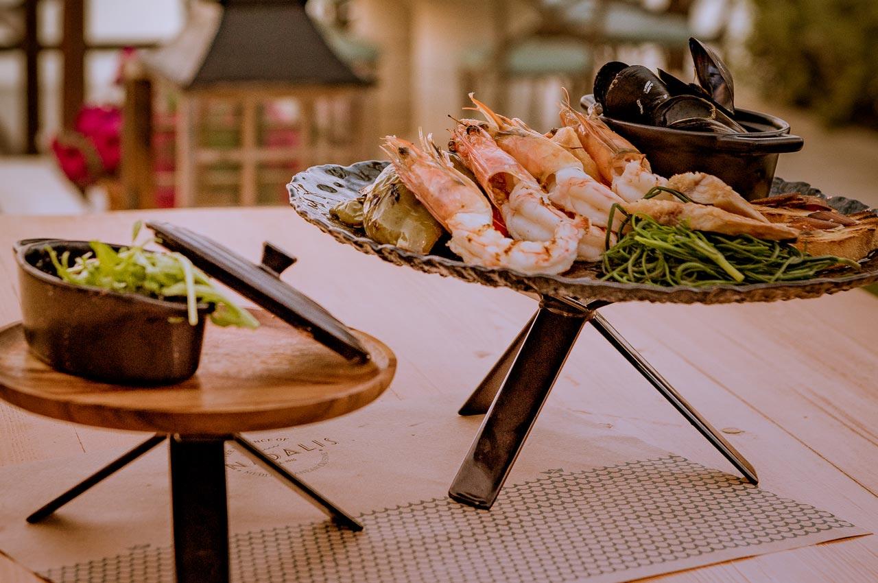 Windmill Bay Anadals Restaurant 8